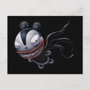 Nightmare Before Christmas | Scary Teddy Holiday Postcard