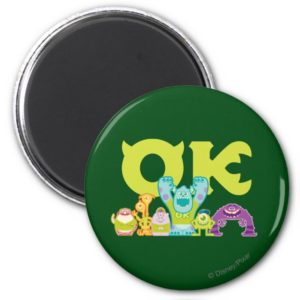 OK - Scare Students Magnet