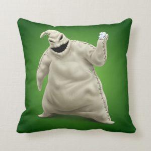 Oogie Booge   Bad, Bad Boogie Throw Pillow