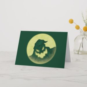 Oogie Boogie | I'm The Boogie Man Holiday Card