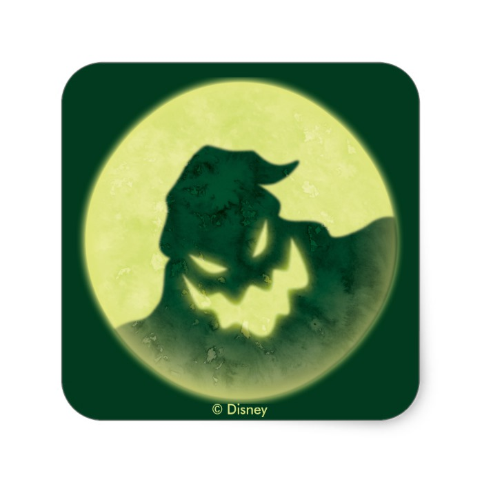 nightmare before Christmas OOGIE BOOGIE Sticker laptop phone game multiple sizes