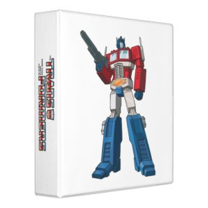 Optimus 1 3 ring binder