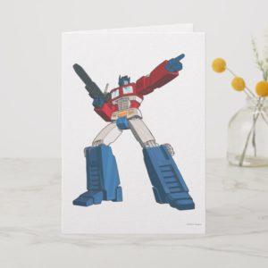 Optimus 5 card