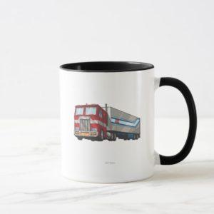 Optimus Truck Mode Mug