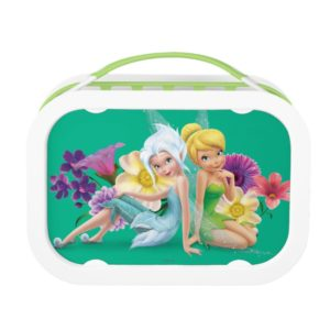 Periwinkle & Tinker Bell Sitting Lunch Box