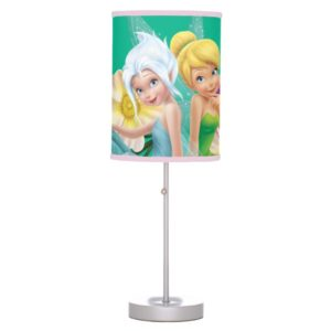Periwinkle & Tinker Bell Sitting Table Lamp