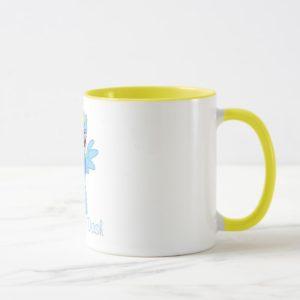 Personalized Rainbow Dash Mug