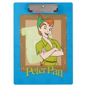Peter Pan - Frame Clipboard
