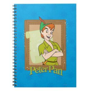 Peter Pan - Frame Notebook