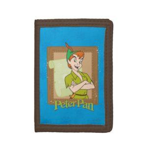 Peter Pan - Frame Tri-fold Wallet