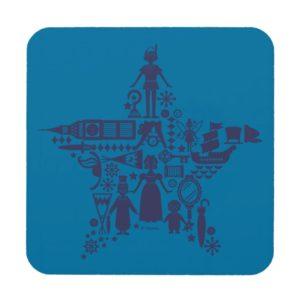 Peter Pan & Friends Star Beverage Coaster