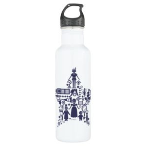 Peter Pan & Friends Star Stainless Steel Water Bottle