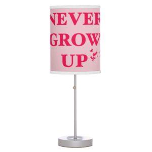 Peter Pan | Never Grow Up Desk Lamp