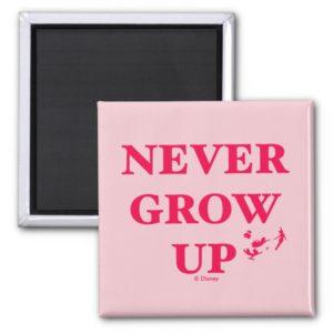 Peter Pan | Never Grow Up Magnet