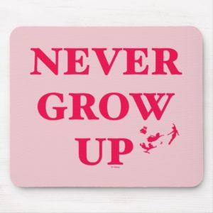 Peter Pan | Never Grow Up Mouse Pad