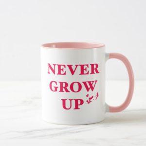 Peter Pan | Never Grow Up Mug