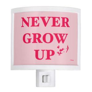 Peter Pan | Never Grow Up Night Light