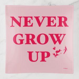 Peter Pan | Never Grow Up Trinket Trays