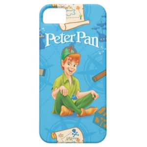 Peter Pan Sitting Down Case-Mate iPhone Case