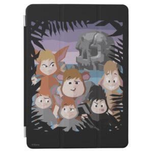 Peter Pan's Lost Boys At Skull Rock iPad Air Cover