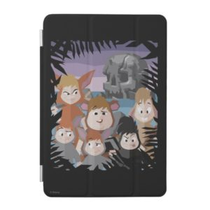 Peter Pan's Lost Boys At Skull Rock iPad Mini Cover