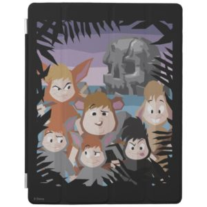 Peter Pan's Lost Boys At Skull Rock iPad Smart Cover