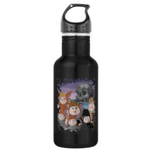 Peter Pan's Lost Boys At Skull Rock Water Bottle