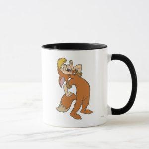 Peter Pan's Slightly Disney Mug