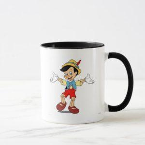 Pinocchio Disney Mug