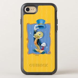 Pinocchio | Jiminy Cricket Lifting His Hat OtterBox iPhone Case