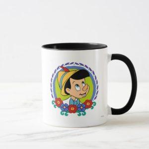 Pinocchio Portrait Disney Mug
