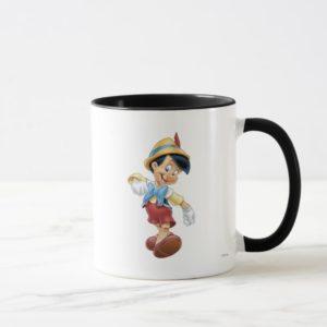 Pinocchio walking happy Disney Mug