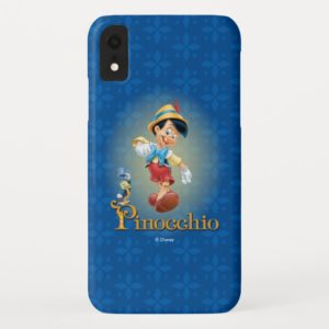 Pinocchio with Jiminy Cricket Case-Mate iPhone Case