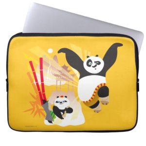 Po Ping and Bao Computer Sleeve