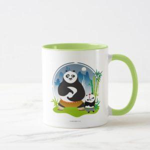 Po Ping and Bao Pose Mug