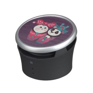 Po Ping and Mei Mei Bluetooth Speaker