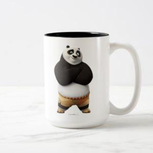 Po Ping - Eternal Peace Two-Tone Coffee Mug