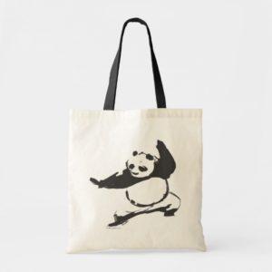 Po Ping - Legendary Dragon Warrior Tote Bag
