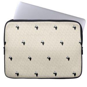 Po Ping Silhouette Pattern Laptop Sleeve