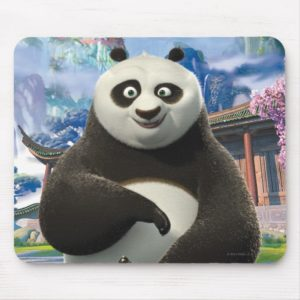 Po Posing Mouse Pad
