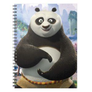 Po Posing Notebook