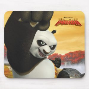 Po Punch Mouse Pad