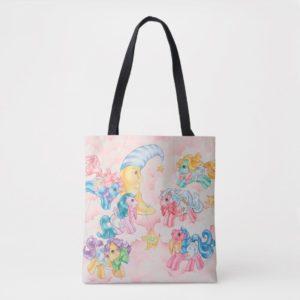 Ponies in the Clouds Tote Bag