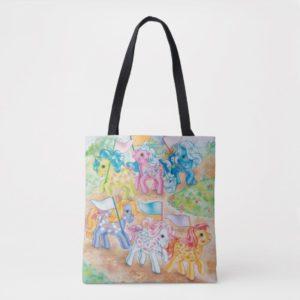 Pony Parade Tote Bag