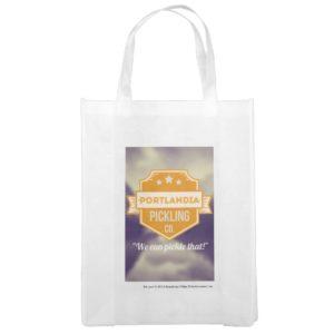 Portlandia Pickling Co. Grocery Bag