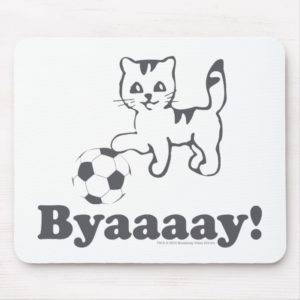 Portlandia Please Please Win Meow Meow Mousepad! Mouse Pad