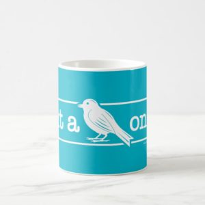 "Portlandia ""Put A Bird On It!"" Mug"