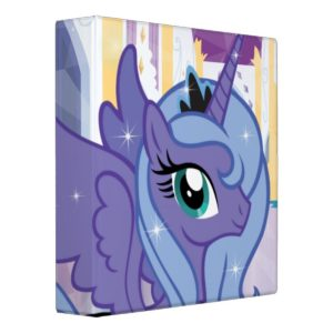 Princess Luna Binder