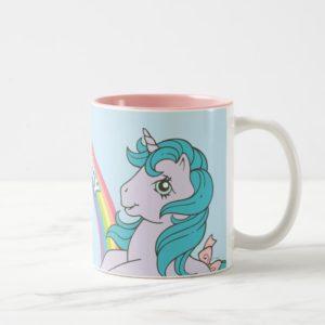 Princess Sparkle 1 Two-Tone Coffee Mug