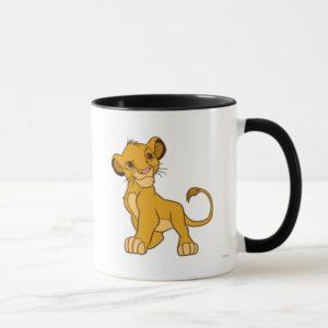 Proud Simba Disney Mug